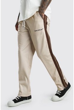 Camel MAN Official Wide Leg Jogger With Side Tape