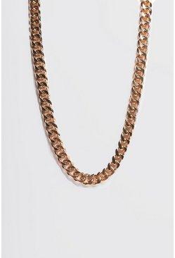 Gold Large Cuban Chain