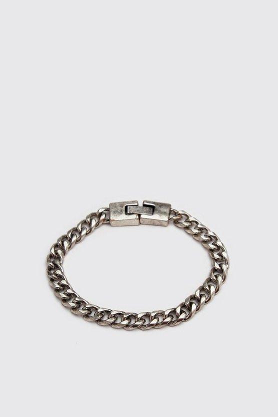 Chain Bracelet by Boohoo Man