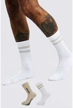 Off white MAN Official 'Edition' 2 Pack Socks