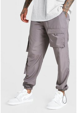 Cargos multiples en nylon, Anthracite