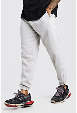 Stone Relaxed Fit Jogger With Bungee Cords