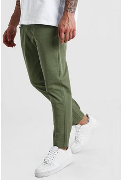 Khaki Slim Fit Chino