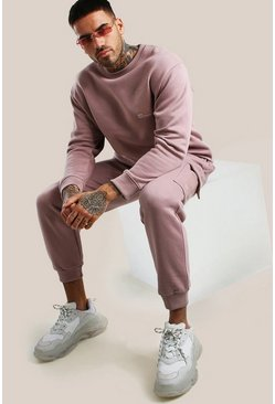 Bark Original MAN Loose Fit Tracksuit With Vinyl Print