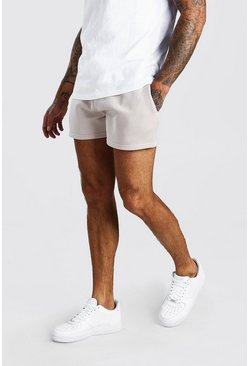Stone Basic Short Length Shorts