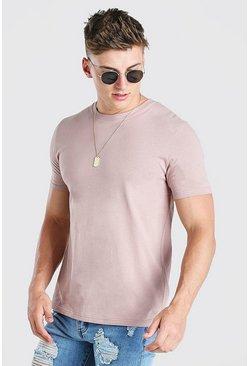 Bark Basic Crew Neck T-Shirt
