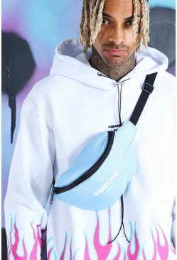 Blue Quavo Pastel Bum Bag