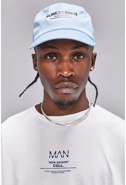Blue MAN Summer Cap