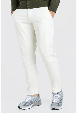 Stone Slim Fit Chino Pants