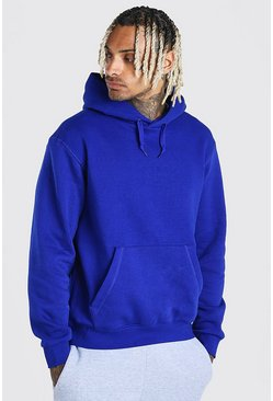 Royal Basic Over The Head Fleece Hoodie