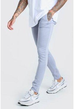 Grey Super Skinny Fit Jogger