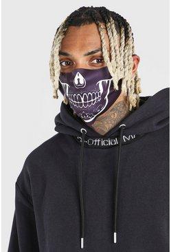Black Skeleton Fashion Mask