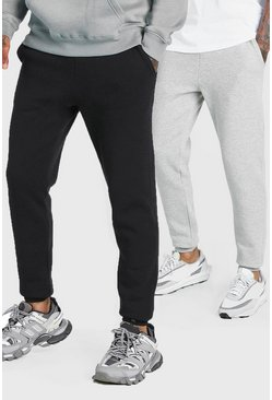 Multi 2 PACK Basic Slim Fit Jogger