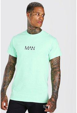 Mint Original MAN Print T-Shirt