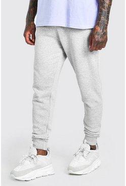 Grey marl Super Skinny Joggers