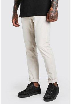 Stone Skinny Fit Chino Pants