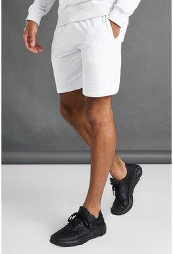 Ecru MAN Gym Shorts