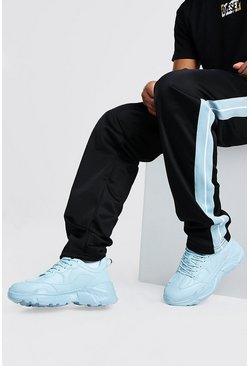 Blue Man Chunky Sneakers