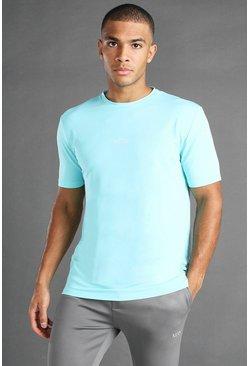 Pale blue MAN Active T-Shirt