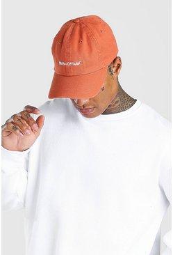 Orange MAN Official Curve Peak