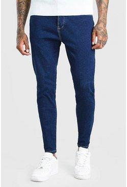 Dark blue Skinny Fit Jeans
