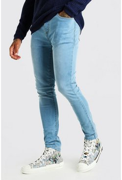 Light blue Super Skinny Jeans