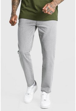 Light grey Slim Fit Jeans