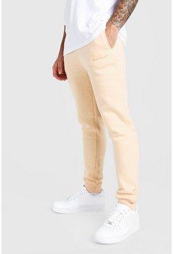 Orange MAN Official Skinny Fit Marl Jogger