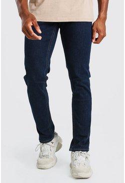 Mid blue Skinny Stretch Jean