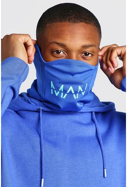 Blue MAN Active Snood