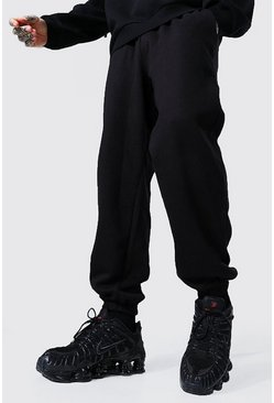 Black Loose Fit Jogger