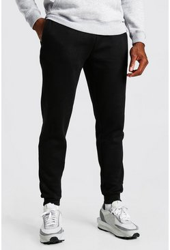 Jogging slim, Noir