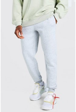 Grey marl Slim Jogger