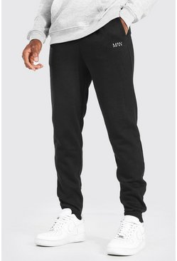 Black MAN Dash Loose Fit Jogger