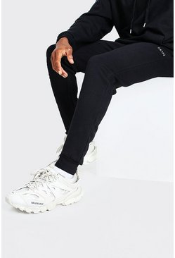 Black MAN Dash Skinny Jogger