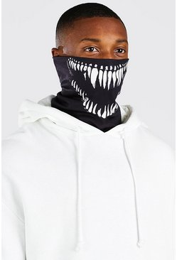 Black Teeth Snood