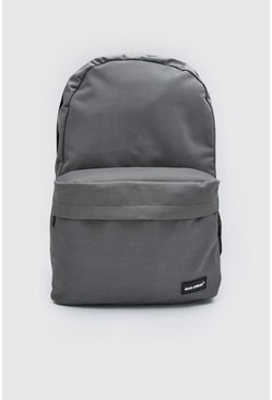 Grey MAN Official Basic Backpack