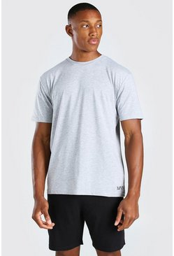Grey 3 Pack MAN Dash Lounge T-Shirt