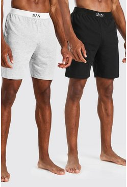 Lot de 2 shorts Loungewear MAN Dash, Multi
