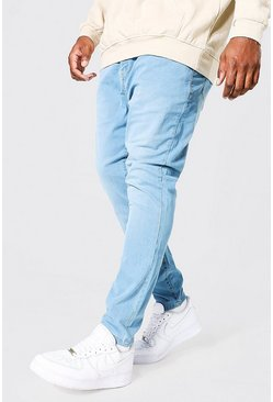 Light blue Plus Size Super Skinny Jean