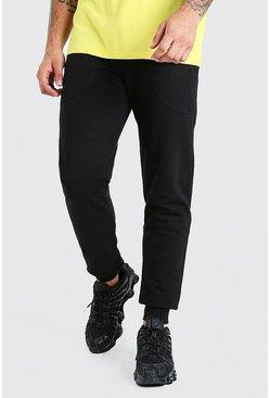 Black Basic Skinny Fit Jogger