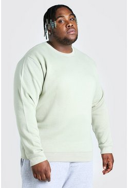 Sage Plus Size Basic Sweater