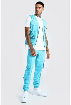 Turquoise Man Official Utility Set