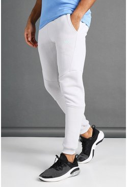 Grey MAN Active Tapered Fit Jogger