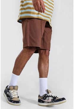 Rust Tall Skate Chino Shorts
