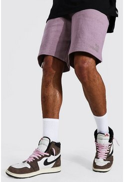 Mauve Tall Oversized Official Jersey Short