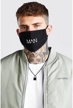 4 pack multi Man Reversible fashion masks