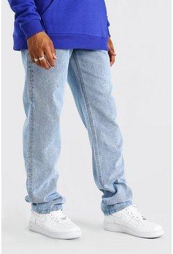 Light blue Skater Fit Denim Jean