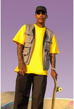 Camel MAN Skate Utility Vest