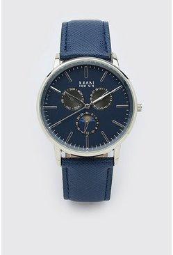 Blue Man Dash Classic Watch